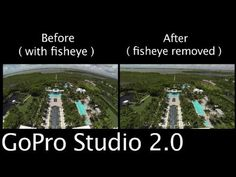 ▶ Tip #224 GoPro - Studio 2.0 Remove Fisheye Look - YouTube