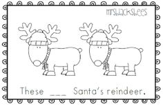 SGBlogosfera. María José Argüeso: Fichas en Inglés Looney Tunes, Santa And Reindeer, Activities, Comics, Learning English, Note Cards, Cartoons, Comic, Comics And Cartoons