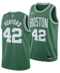 3982180a7 Nike Al Horford Boston Celtics Icon Swingman Jersey