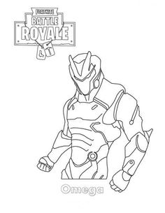 8 best Coloring pages fortnite images on Pinterest in 2018