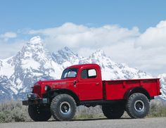 powerwagon. Looks like a toy my friend Kyle would get haha. Meaning he would drive