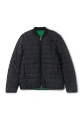 <p>The Light Padded Jacket works double duty, with its smart reversible design. It has a regular fit with a lightly padded body, a reversible zip, a ribbed collar and velt front pockets. Contrasting colours make this jacket a versatile and fresh two-in-one piece.</p><p>- Size Small measures 105,50 cm in chest circumference, 65 cm in length and 63,50 cm in sleeve length.</p><p></p><p></p><p></p><p></p><p></p>