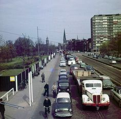 Westzeedijk Rotterdam (jaartal: 1950 tot 1960) - Foto's SERC