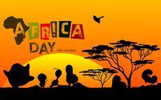 May 25, Africa day, Glumpers cartoons commemorate the founding of the Organization of African Unity (OAU) which brought together the countries of the continent with the aim of promoting unity and solidarity. --- 25 de mayo, Feliz día de Africa!! Los dibujos animados de los Glumpers celebran la fundación de la Organización para la Unidad Africana (OUA) que agrupaba a los países del continente con el objetivo de promover la unidad y solidaridad