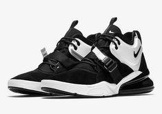 "6956ecc1f6a1 Stomper on Instagram  ""Nike Air Force 270 Black White  stomperkicks   sneakers  kicks  sneakershouts  kickstagram  fashion  shoes  hypebeast   instakicks…"""
