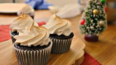 Hot Chocolate Cupcakes | sweetco0kiepie