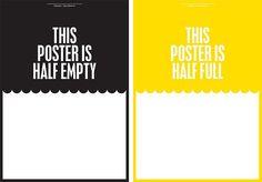 Half empty or half full?