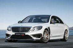 Hacer perder la elegancia a un Mercedes es posible. Y si no, aquí tienes esta creación de Brabus. - Getty Images