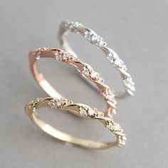 "Vintage Engagement Rings  This would be the perfect Wedding Band 😍😍   Pinterest: ""duchessofdavey"""