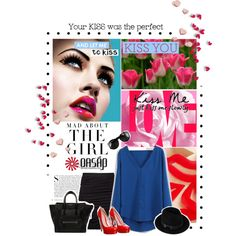 """""""Let me to kiss you..."""" by valeria-87 on Polyvore"""