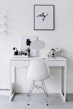 These vanities scream sleek, Scandinavian style. If you're into the minimal vibe, look no further for the ultimate makeup storage goals. Image via Nordic Days | Follow this blog on...