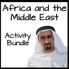 Middle east lesson plan collection 7 lessons middle east middle africa and the middle east bundle buy them all and save purchase the bundle publicscrutiny Images