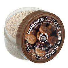 Cocoa Butter Body Scrub | The Body Shop ®