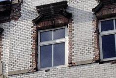 Katowice, ul. Kamienna, detal #katowice #architecture #properties #town house #kamienice #śląsk #silesia