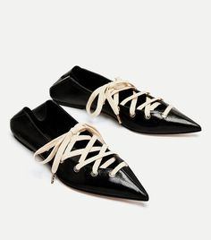 ccc53607fd7 Are these the new Zara ballerina It shoes  All signs point to yes. See