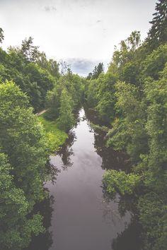 Tourujoki, Jyväskylä: Kehä Vihreän kierros, osa 1.
