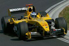 Nick Heidfeld Jordan - Ford 2004