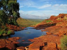 Kings Canyon, Australia's Outback by Olli Malmivaara Photography Outback Australia, Perth Australia, Victoria Australia, Western Australia, Australia Travel, Australia Funny, Australian Photography, Nature Photography, Travel Photography