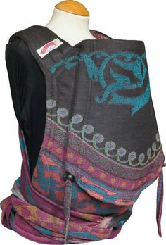 orient wchb by Baby Carrying, Baby Sling, Free Motion Embroidery, Woven Wrap, Babywearing, Custom Made, Baby Carriers, Wrapping, Wraps