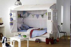 Minikler için Türk tasarımcılardan 20 şahane yatak fikri (Kimden: Özlem K.)