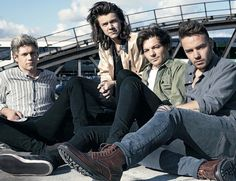 One Direction - Made In The A.M. album photoshoot