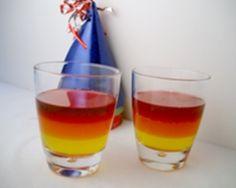 Rainbow Jellies Recipe - Kids cooking