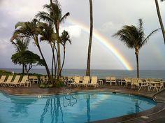 Maui Rainbow, March 2012