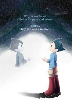 Astro Boy FanArt: A Boy's Heart by Skyghost