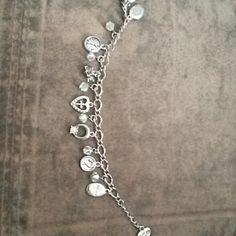 Brighton bracelet Brighton bracelet with charms Jewelry Bracelets