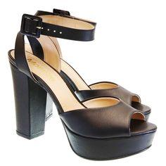 854517996 Sandália Preta 8499 Moselle | Moselle sapatos finos femininos! Moselle sua  boutique online.