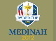 2012 Ryder Cup    September 27 - October 1, 2012