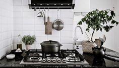 Inspiratieboost: 12x de mooiste keukens met planten