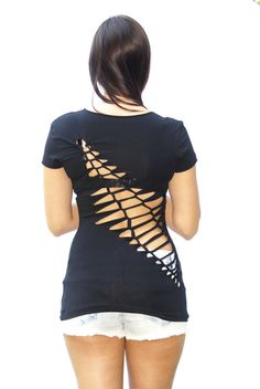 Cuteez Sidewinder T-shirt