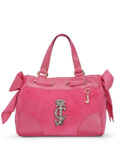 LA GLAMOUR VELOUR MINI DAYDREAMER - Juicy Couture♡ by tiffany