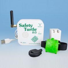 Safety Turtle - Brâcelet  alarme pour enfants