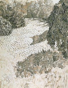 View COIN DE PARC by Vincent van Gogh on artnet. Browse upcoming and past auction lots by Vincent van Gogh. Vincent Van Gogh, Van Gogh Drawings, Van Gogh Paintings, Ink Drawings, Desenhos Van Gogh, Van Gogh Arte, Van Gogh Pinturas, Artist Van Gogh, Art Van