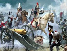 Battle of Waterloo June 18 1815