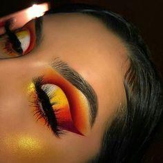 Pinterest @IIIannaIII Artist IG @cassandraxmua #makeup #makeupgoals #makeupartist - credits to the artist