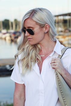 Ray-Ban sunglasses http://www.shopstyle.com/action/loadRetailerProductPage?id=327852528&pid=uid9169-25030263-1 #KatalinaGirl #blogger #summerstyle #RayBans