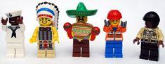 Lego Village People