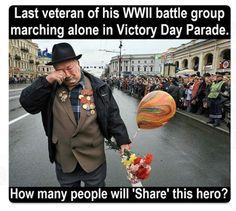 So Sad. Our Greatest Generation is almost completely gone.<<<I'm not going to lie I cry whenever I see this.