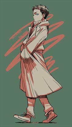 damian wayne by BAK-Hanul.deviantart.com on @deviantART