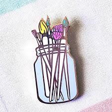 Logos Retro, Bag Pins, Cool Pins, Pin And Patches, Hard Enamel Pin, Metal Pins, Disney Pins, Kawaii, Pin Badges