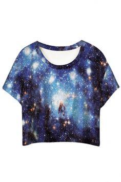 Stevie Nicks Shirt Crop Top Summer Dew Navel T Shirt Womens