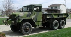 Your Truck Doesn't Compare To This M35A2 'Deuce And A Half' 6x6 Truck, Jeep Truck, The Few The Proud, Marvin The Martian, Fitness Gifts, Armored Vehicles, Big Trucks, Motor Car, Cool Toys