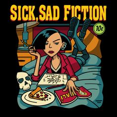 Sick Sad Fiction