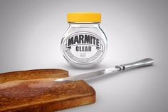 @marmite Proud to introduce the newest member of the family… Say hello to #MarmiteClear everyone! #AprilFools