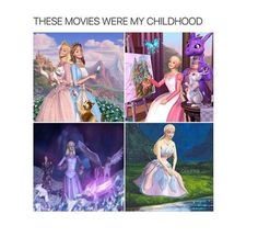 Princess And The Pauper was the best... now all the Barbie movies suck.