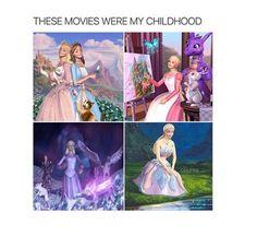 YASSSSSSSSSS!!!!!!!princess and the pauper, swan lake and the twelve dancing princesses were my favs