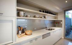 Domination Homes Perth, WA. Scullery in kitchen.